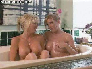 Sexy Lesbo Threesome With Lexi Lamour, Taimie Hannum & Tylene Buck