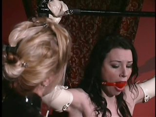 Submissive Anastasia Pierce Gets Tortured By Cruel Bitch goddess Nicolette