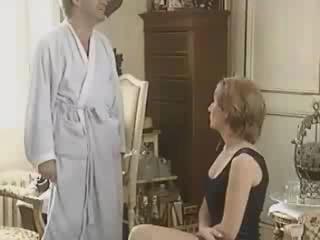 German Doctor Huge anal Dildo
