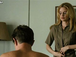 Breathtaking Babe Heather Graham In Sexy Lingerie - Scene From 'Bobby'