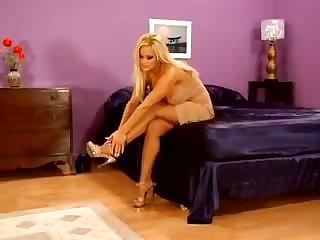 Shyla Stylez Rod Teasing Hose