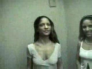 Indian twins, girl on girl