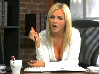 Bree Olson playing with her hot body