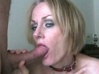Slut cocksucking