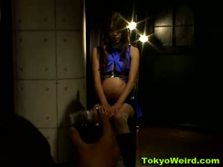 Asian pregnant woman servitude