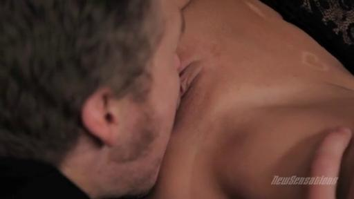 Alexis Grace Acquire Her Snatch Take Up With The Tongue And Fingered