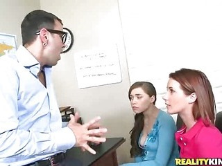 Bright young 18 years old girls (Reality Kings » Pure 18)