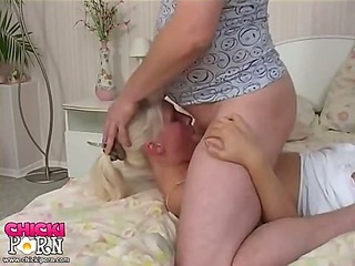 High Heels Stockings Sex for Christine