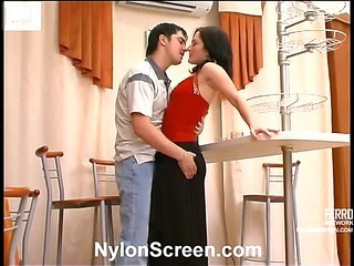 Gwendolen&Adam awesome nylon movie