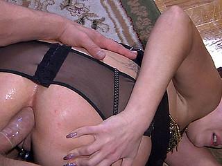 Marianne&Nicholas stunning anal movie