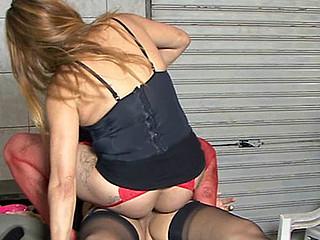 evelyn&vivi transsexual hose movie