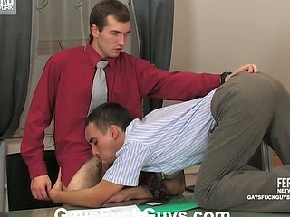 Elliot&Gilbert amazing gay/straight movie