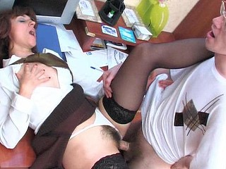 Alana&Tobias kinky older episode