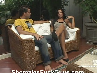 Aline&Sandro shemale bonks chap episode