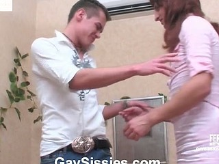 Cyrus&Tommy kinky gay sissy episode