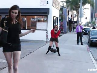 jodi taylor gets humiliated in public