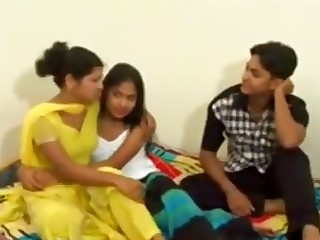 indian couple teen