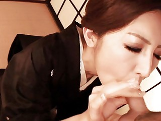 Hottest Japanese model Koyuki Hara in Fabulous JAV uncensored Threesomes scene