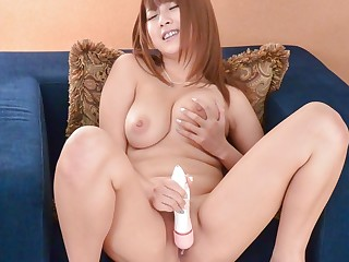 Fabulous Japanese battle-axe Hitomi Kitagawa in Incredible JAV uncensored Teen video