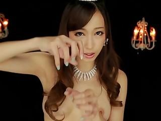Kurea Hasumi in POV Peer royalty Kurea JOI - TeensOfTokyo