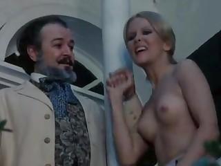 Reda Wyatt,Debbi Morgan,Laura Misch Owens,Brenda Sykes,Susan George in Mandingo (1975)