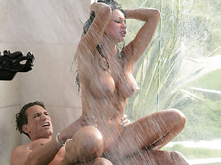 Audrey Bitoni & Marco Banderas  in Jana Cova's Juice, Scene 2