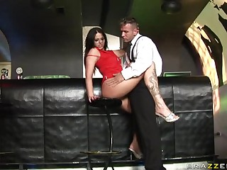 Simony Diamond Doing Ass To Throat In Hardcore Anal Sex Vid