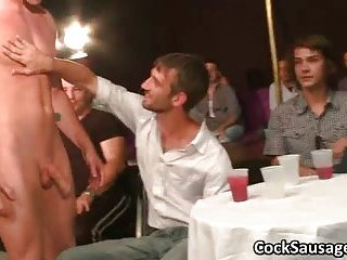 Lots of lustful gays engulfing