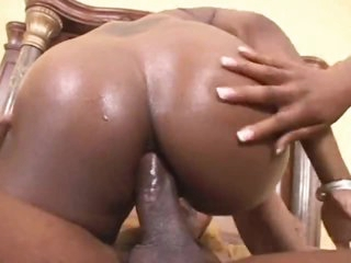 Black beauties are all about the anal sex